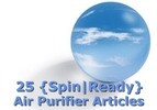 Thumbnail 25 Air Purifier Spin-Ready Articles