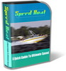 Thumbnail Speed Boats Mini Site Template Set