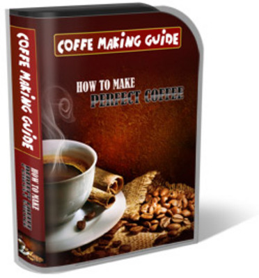 Product picture Coffee Making Mini Site Template Set