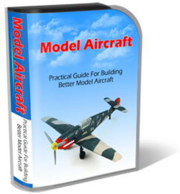 Product picture Model Airplanes Site Template Set