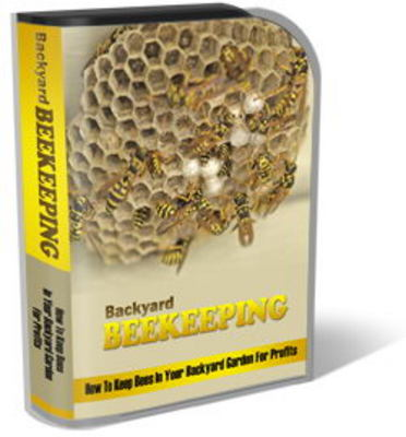 Product picture Beekeeping Mini Site Template Pack