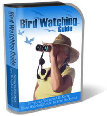 Product picture Bird Watching Site Template Pack