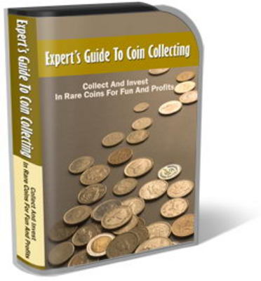 Product picture Coin Collecting Site Template Set