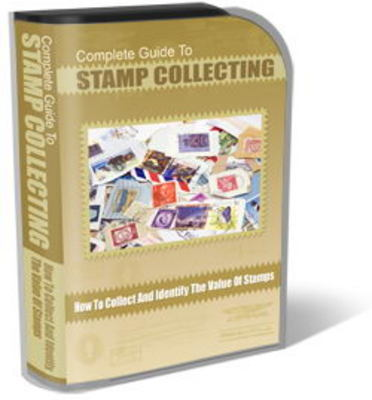 Product picture Stamp Collecting Mini Site Template Set