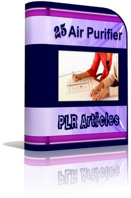 Product picture Air Purifier PLR Articles