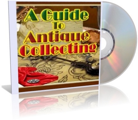 Product picture Antique Collecting Audio Book