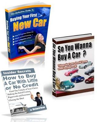 Product picture The Best Car Buying Guides Collection